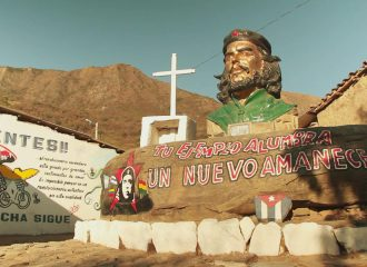 Busto Ernesto Guevara La Higuera
