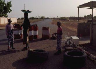 Control en ruta de Mali