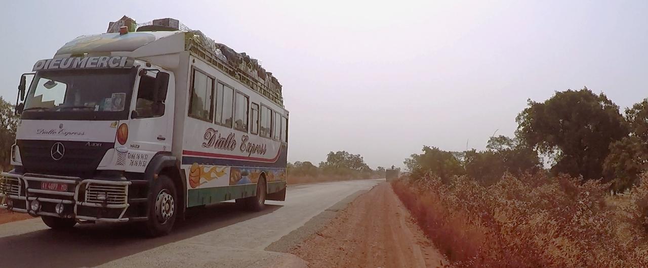 autobús mali pablocaminante - Malí 1, Nioro du Sahel