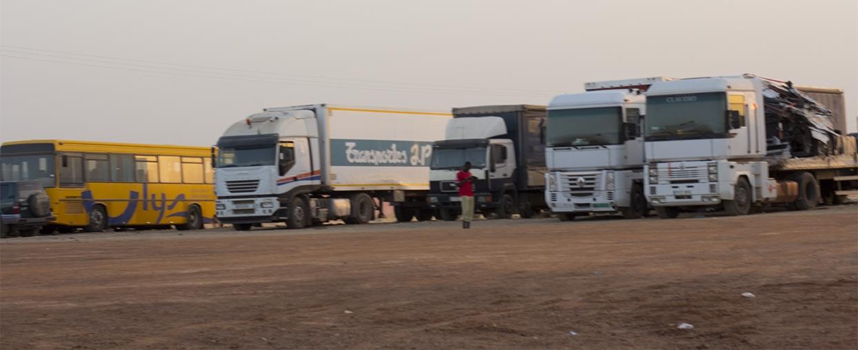 frontera nioro sahel pablocaminante - Malí 1, Nioro du Sahel
