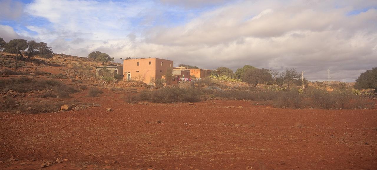 Casa rural en Marruecos - Marruecos 1/3, llegada
