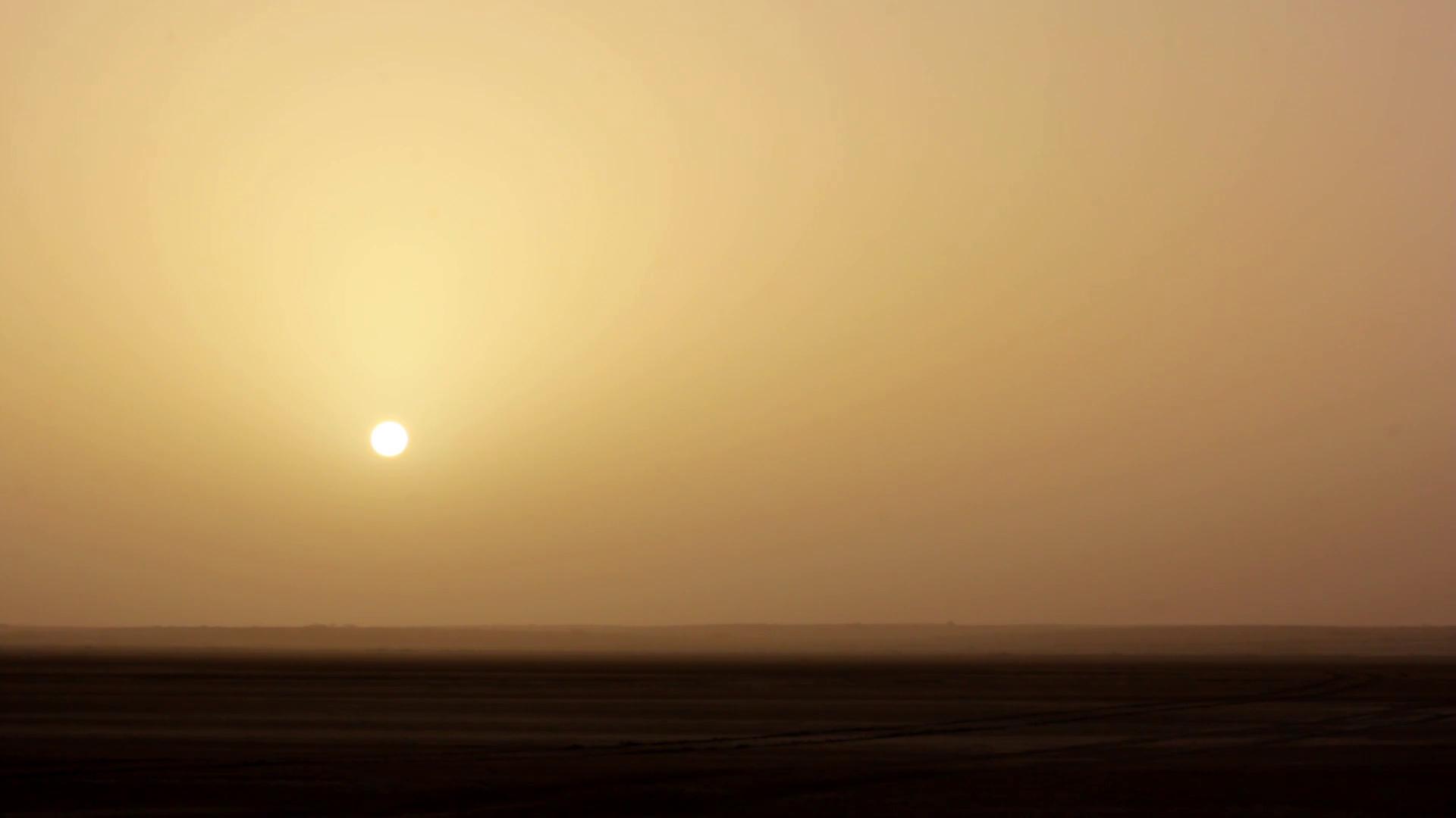 atardecer mauritania pablocaminante - África