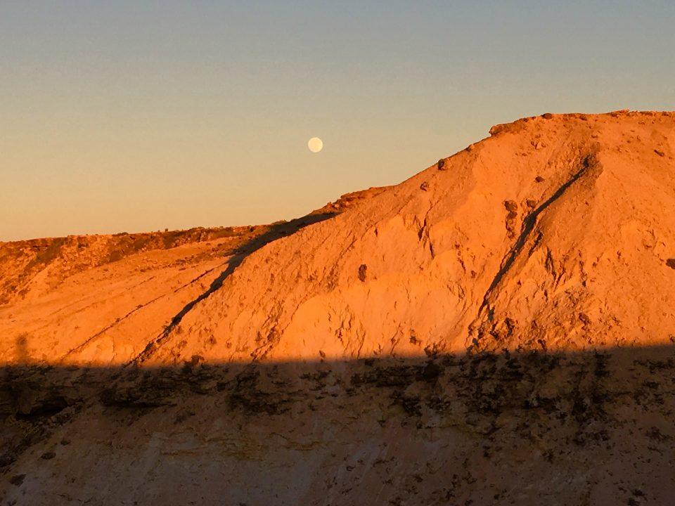 atardecer sahara occidental pablocaminante 960x720 - Marruecos 2/3, Sáhara Occidental