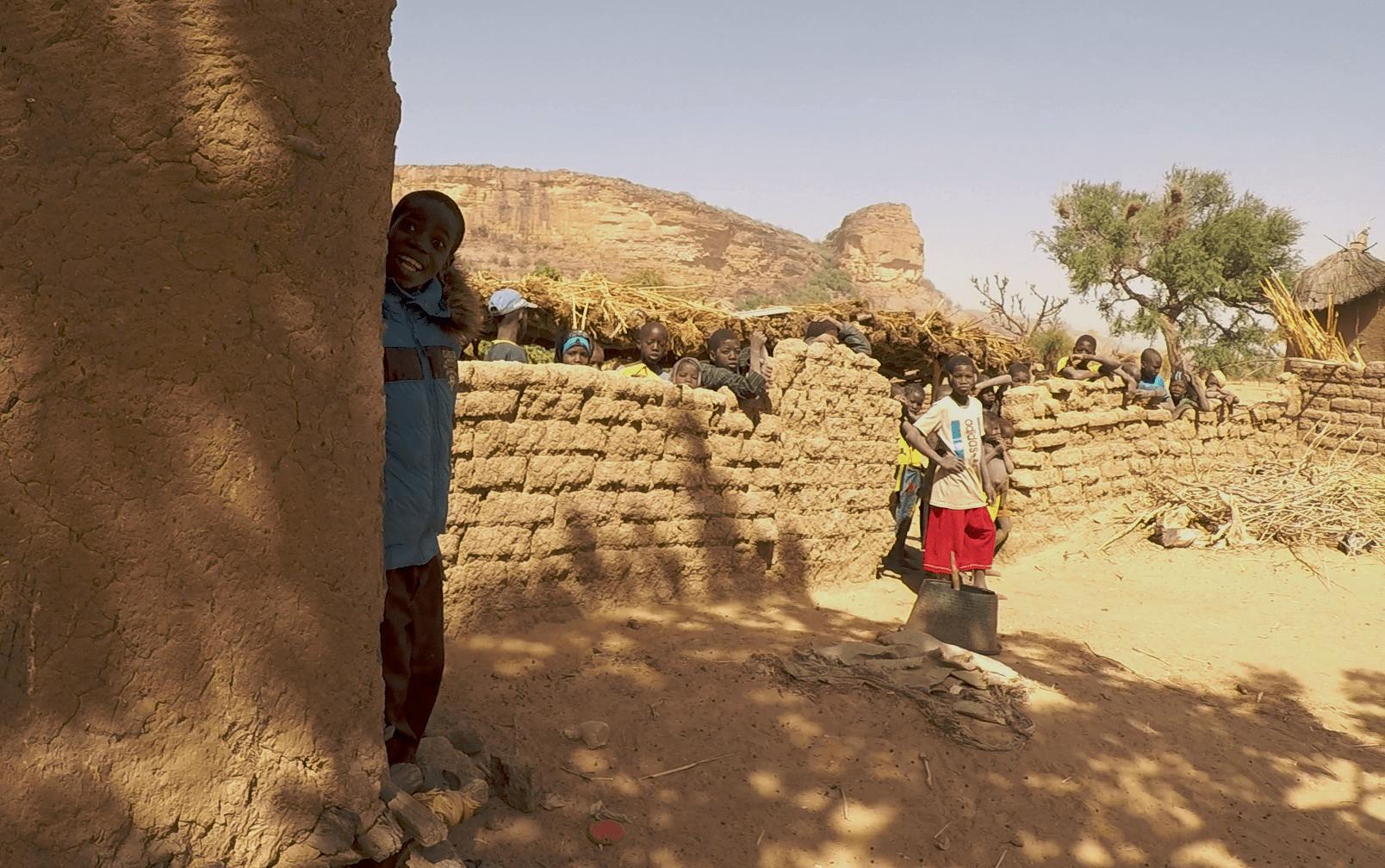 bagourou pueblo dogon pablocaminante - La década maliense