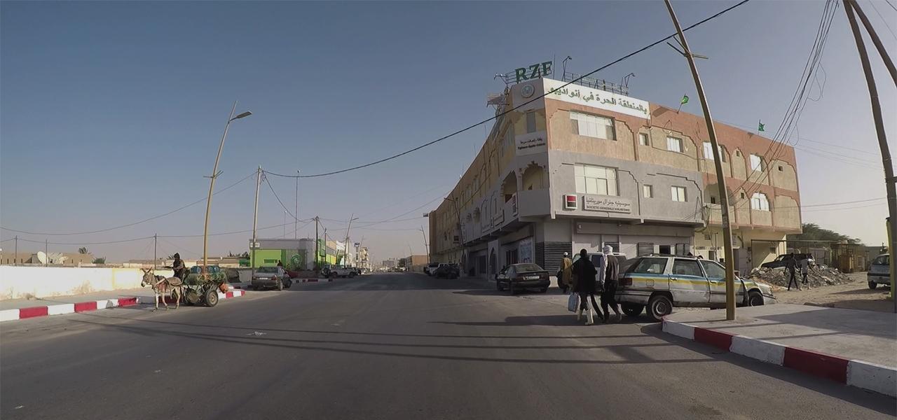 banco nouadhibou mauritania pablocaminante - Mauritania 1/5, Nouadhibou