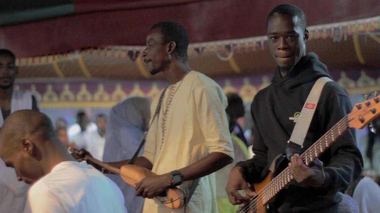 banda casamiento nouakchott pablocaminante - Mauritania 3/5, Nouakchott