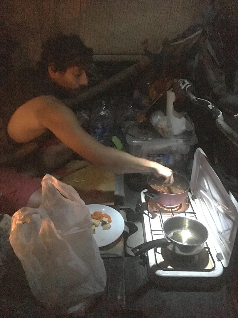 bandidocine cocinando marruecos pablocaminante - Marruecos 1/3, llegada