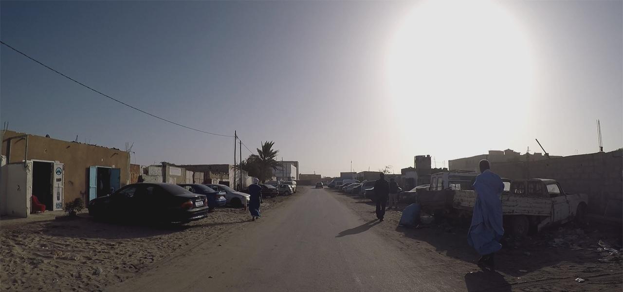 calle nouadhibou mauritania pablocaminante - Mauritania 1/5, Nouadhibou