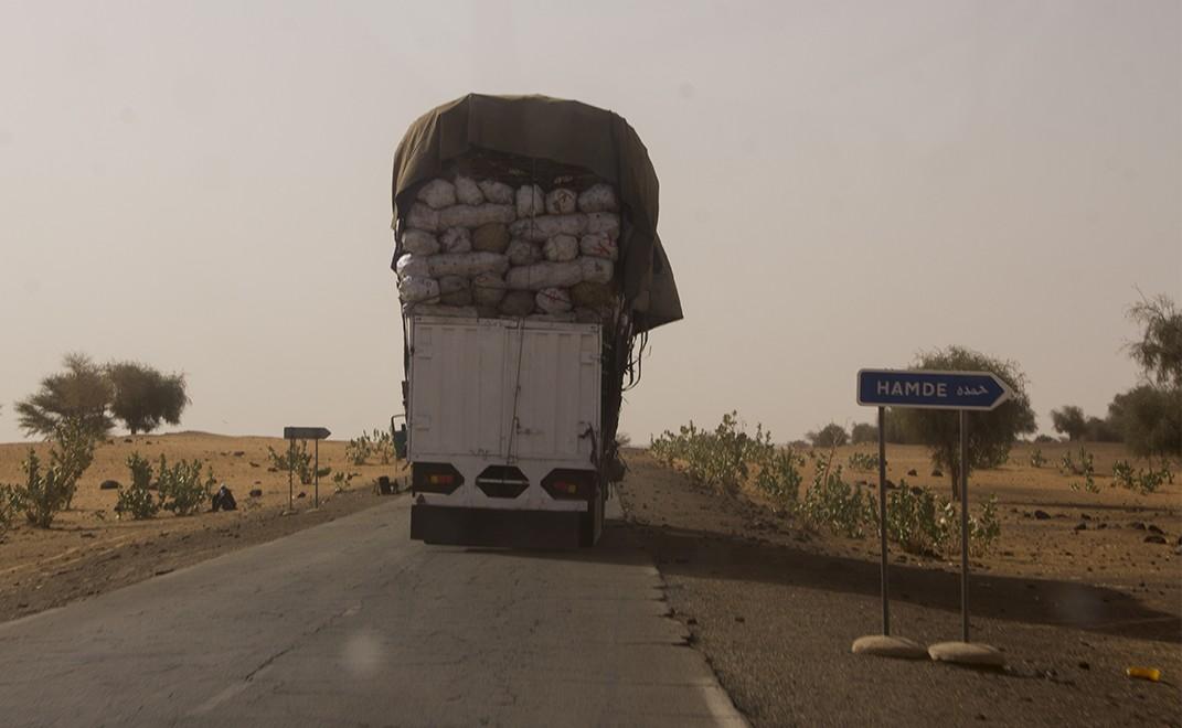 camion mauritania pablocaminante - Mauritania 4/5, Nouakchott a Gogui