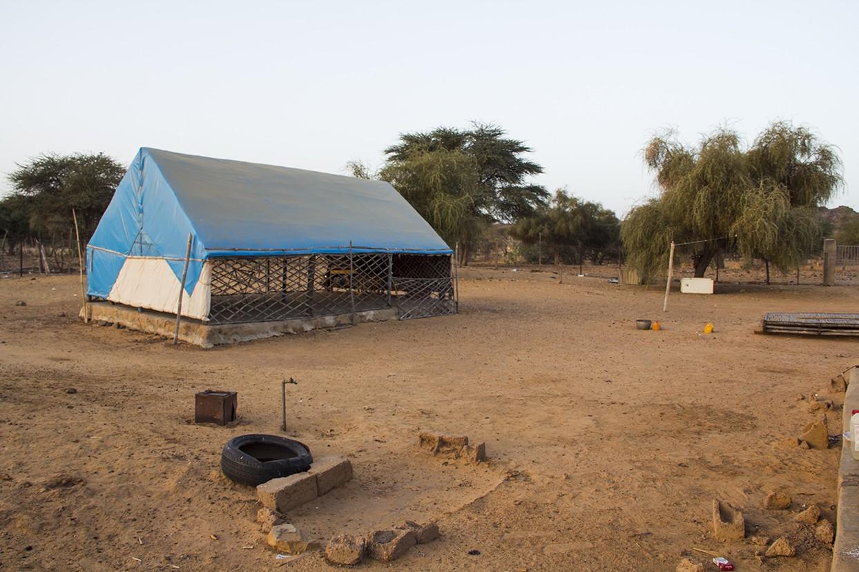 casa gogui mauritania pablocaminante 1 - Mauritania 4/5, Nouakchott a Gogui
