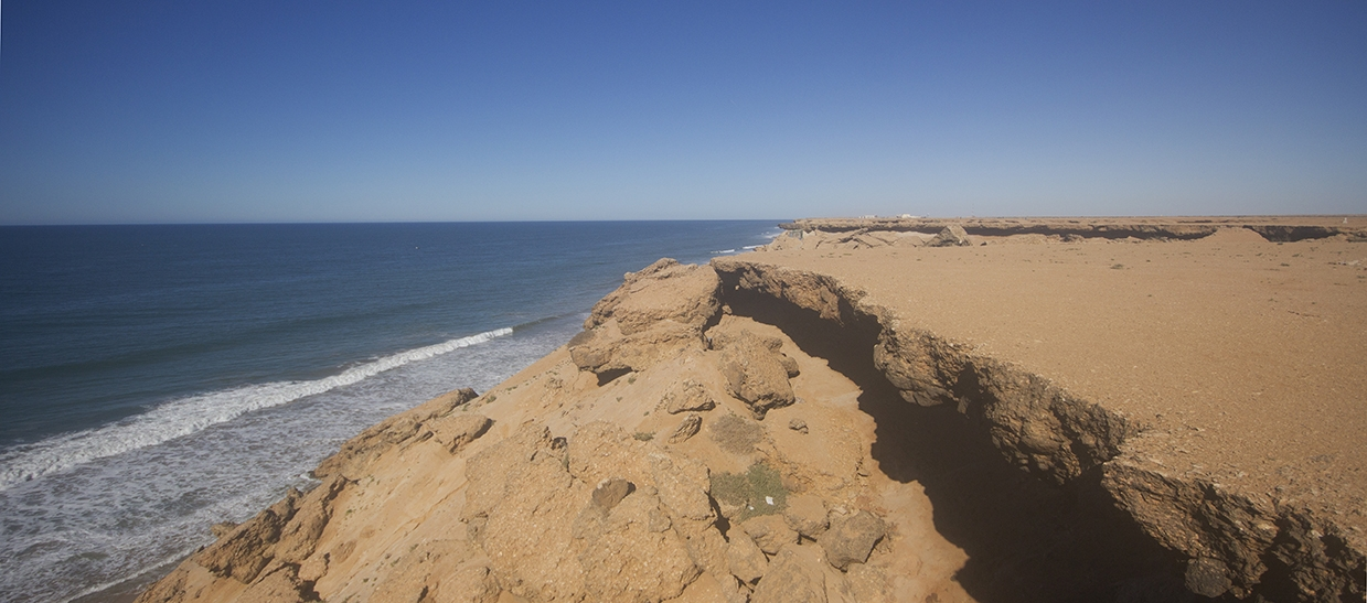 costa atlántico marruecos pablocaminante - Marruecos 2/3, Sáhara Occidental