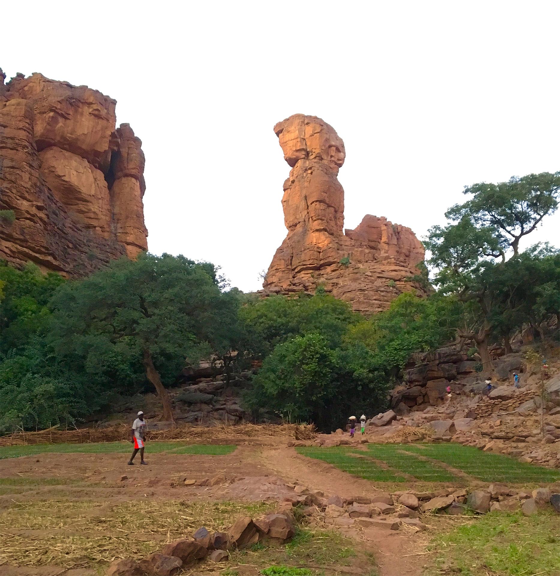 cultivos bandiagara mali pablocaminante begnematou - Malí
