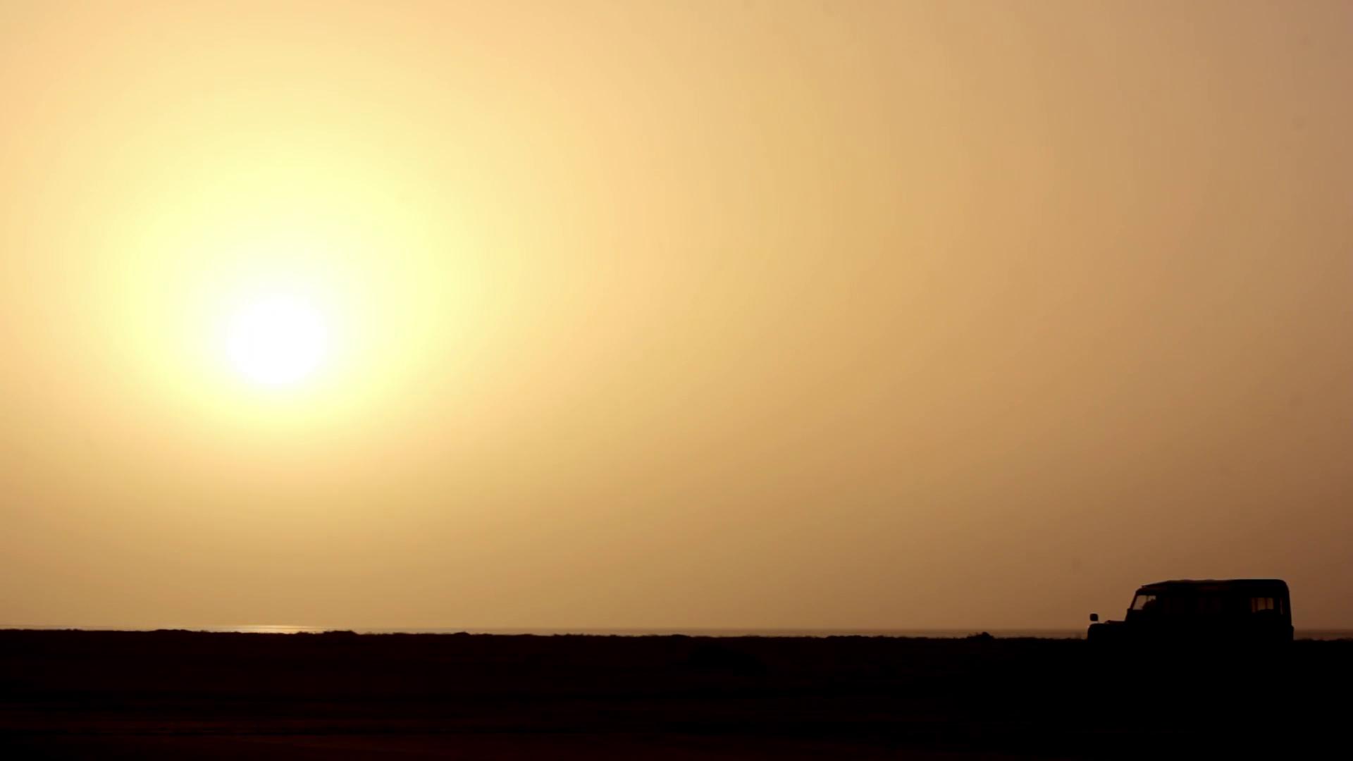 desierto sublime mauritania pablocaminante - Mauritania 2/5, de Nouadhibou a Nouakchott