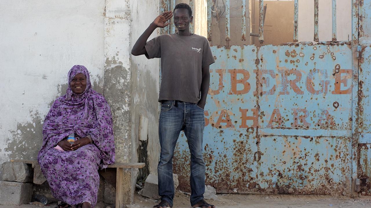 fanta momo mauritania pablocaminante - Mauritania 1/5, Nouadhibou