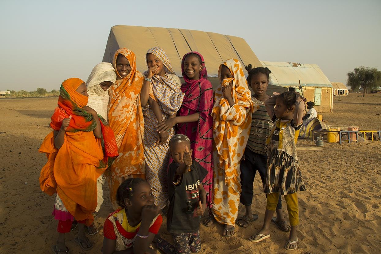 grupo ninas mauritania pablocaminante - Mauritania 5/5, Gogui