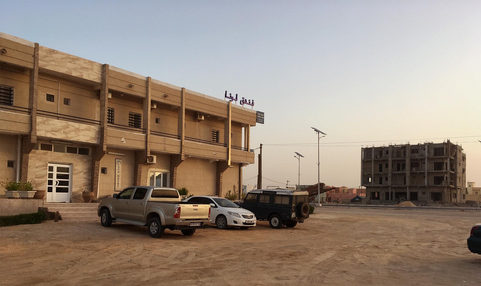 hotel nouakchott mauritania pablocaminante - Mauritania 3/5, Nouakchott
