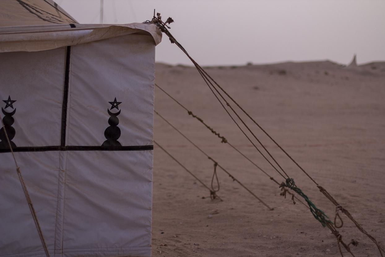 jaima mauritania pablocaminante - Mauritania 2/5, de Nouadhibou a Nouakchott