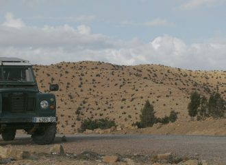 Ruta Nacional 8 de Marruecos pablocaminante