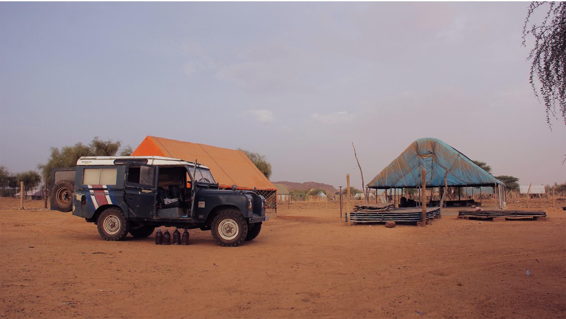 land rover mauritania pablocaminante - Mauritania 4/5, Nouakchott a Gogui