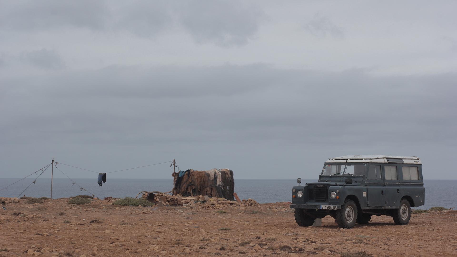 land rover pesca marruecos pablocaminante 1 - Marruecos 2/3, Sáhara Occidental
