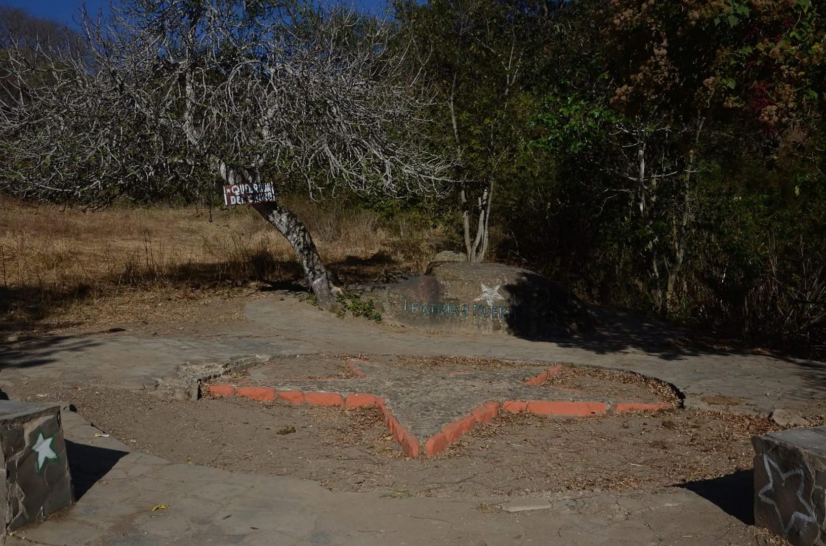 lautaro actis pablocaminante boliva - Ruta del Che 2/2, La Higuera