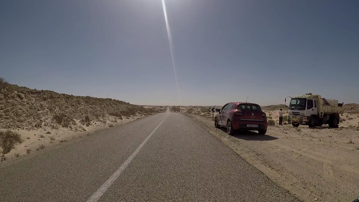 marruecos carretera mauritania pablocaminante - Marruecos 3/3, No man's land