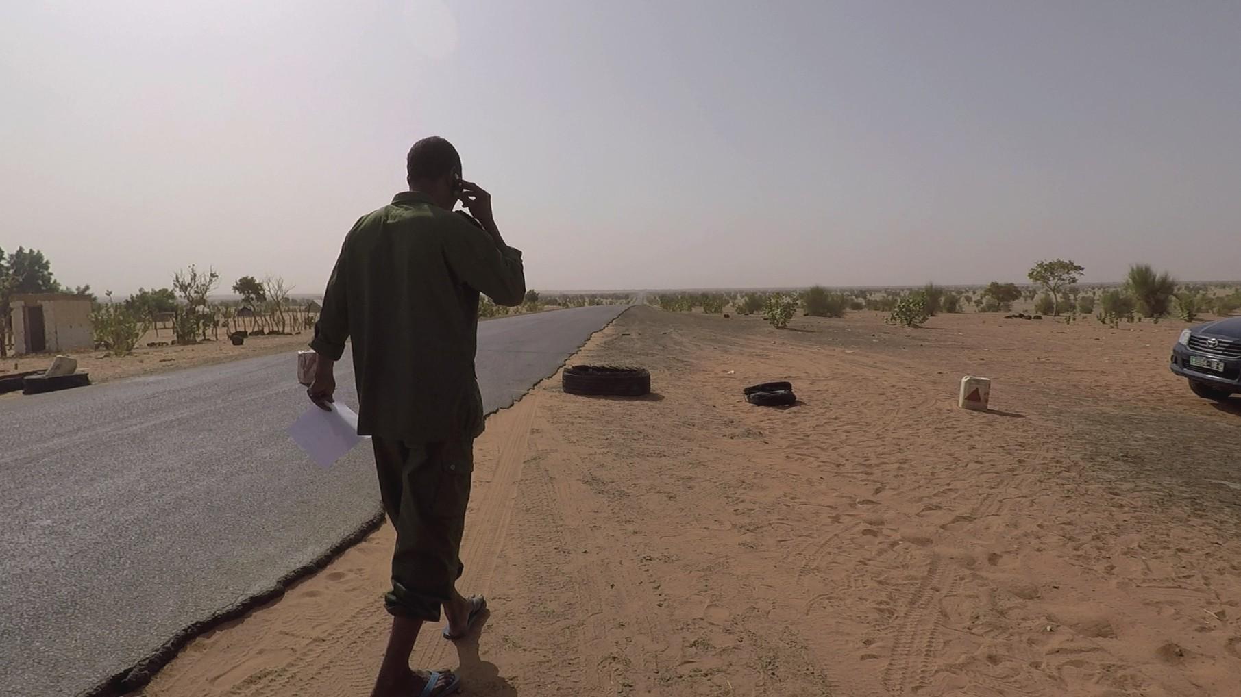 milico mauritania pablocaminante - Mauritania 4/5, Nouakchott a Gogui