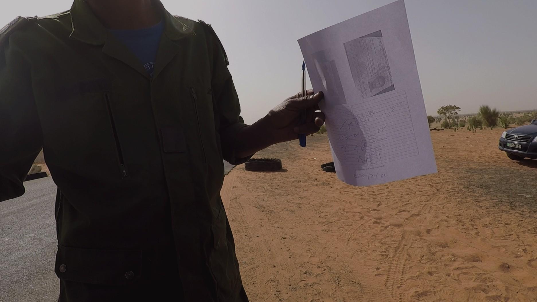 militar mauritania pablocaminante - Mauritania 4/5, Nouakchott a Gogui