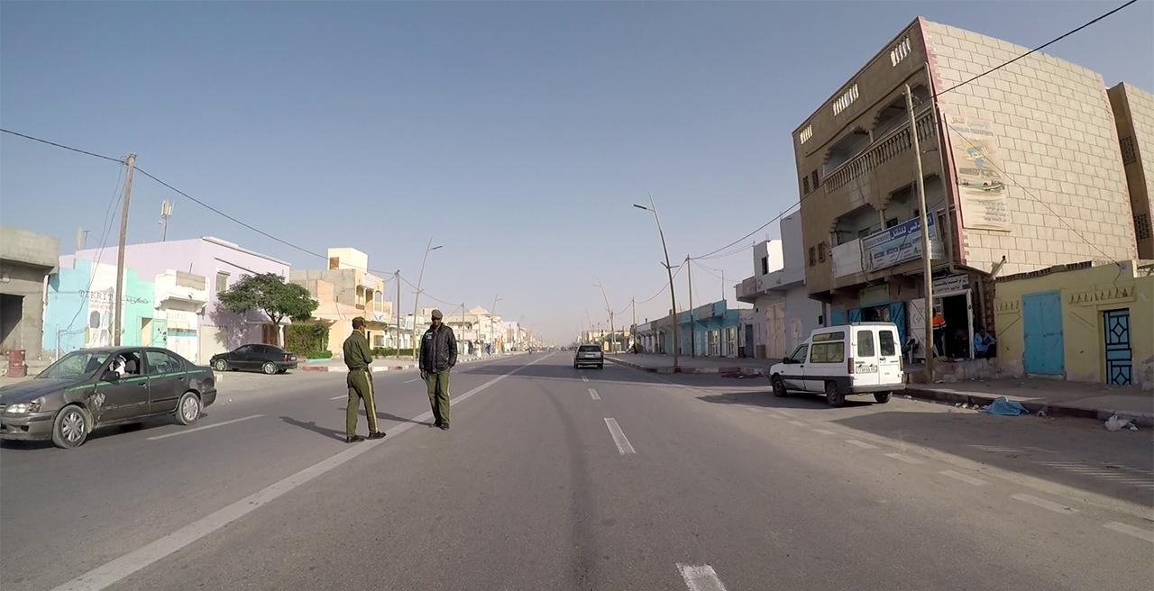 militares nouadhibou mauritania pablocaminante - Mauritania 1/5, Nouadhibou