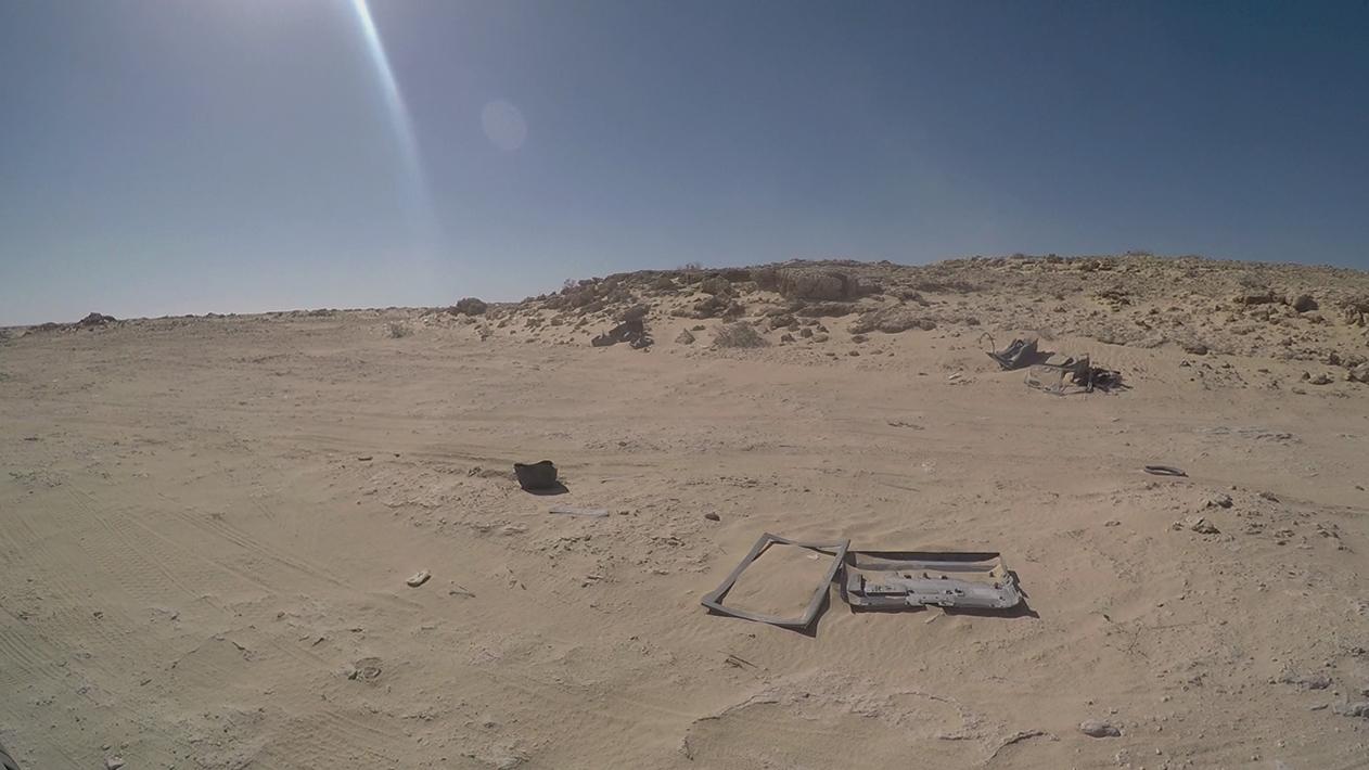 minas frontera marruecos mauritania pablocaminante - Marruecos 3/3, No man's land