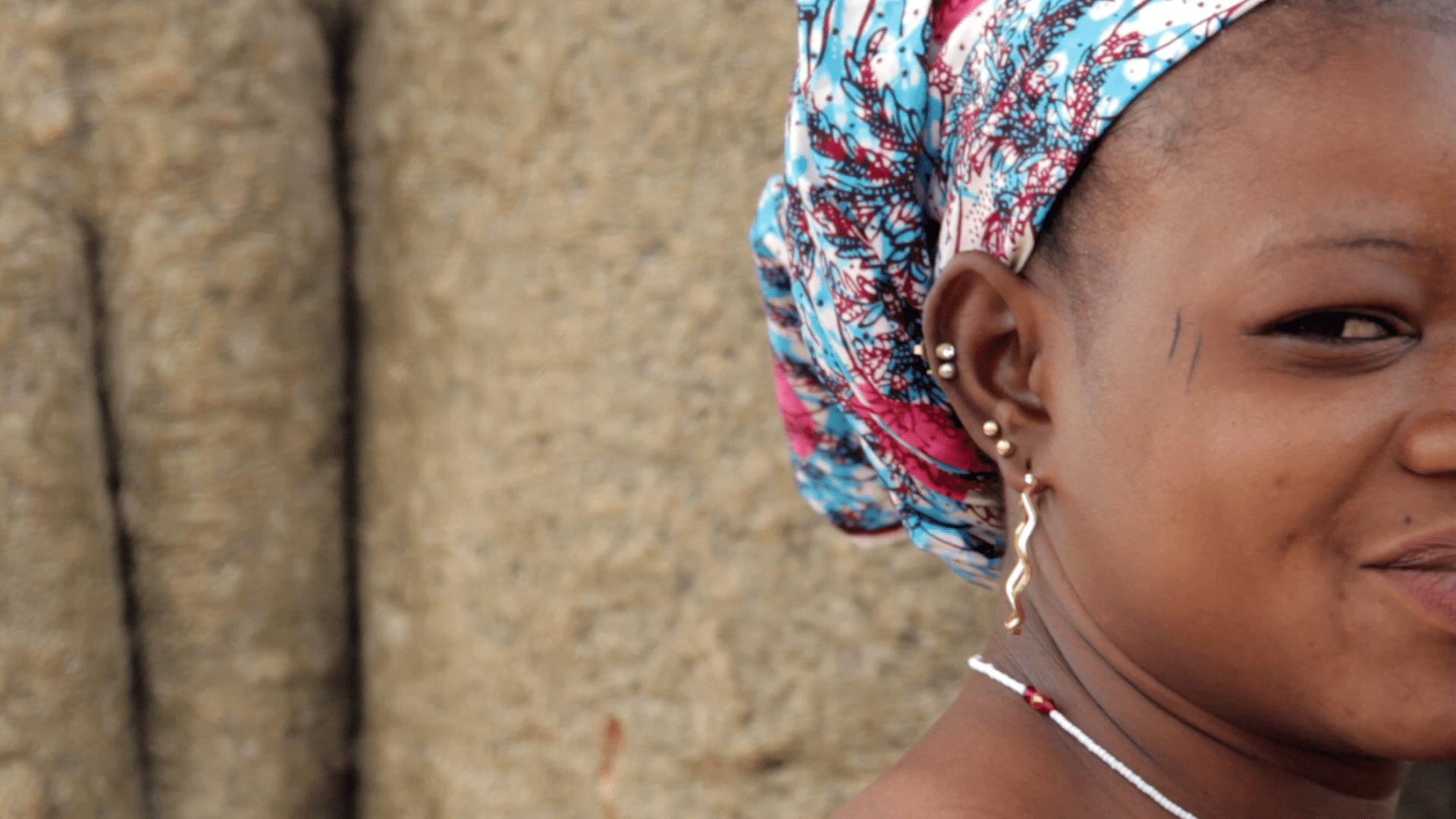 mujer dogon pablocaminante - La década maliense