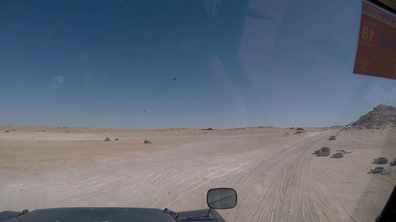 no mans land mauritania pablocaminante - Marruecos 3/3, No man's land