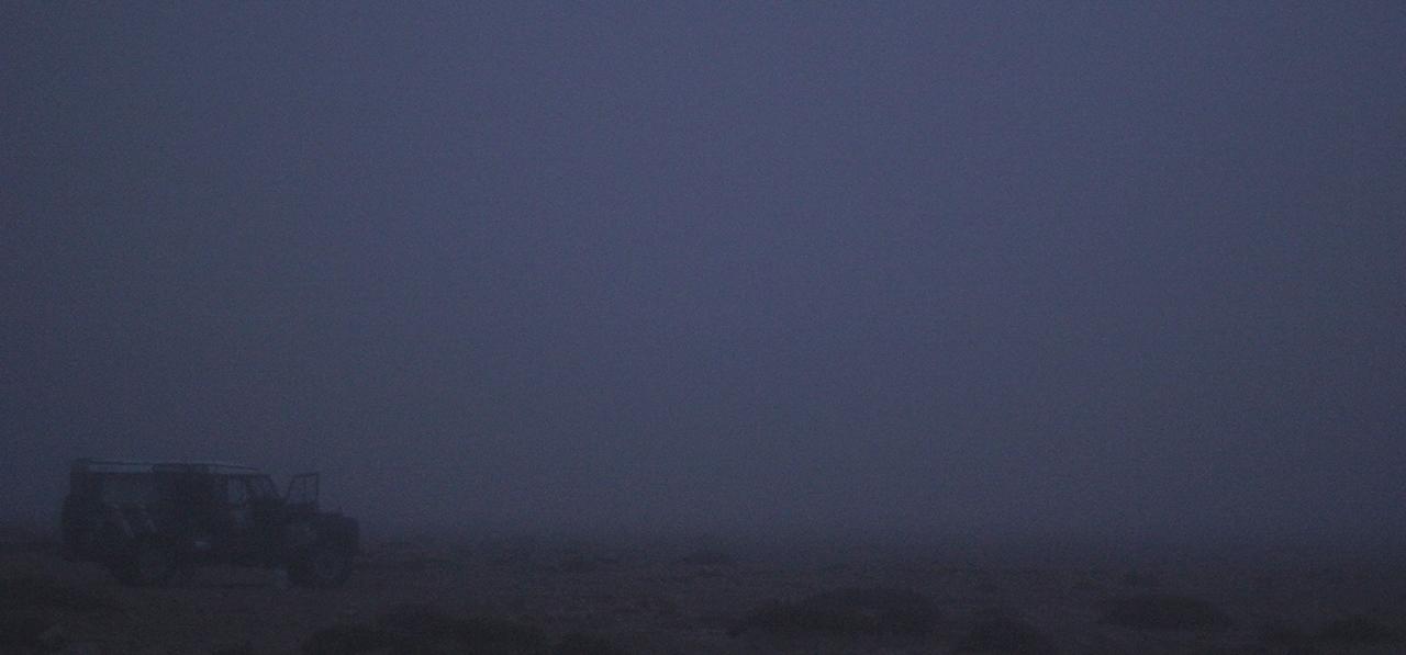 noche niebla marruecos pablocaminante - Marruecos 1/3, llegada