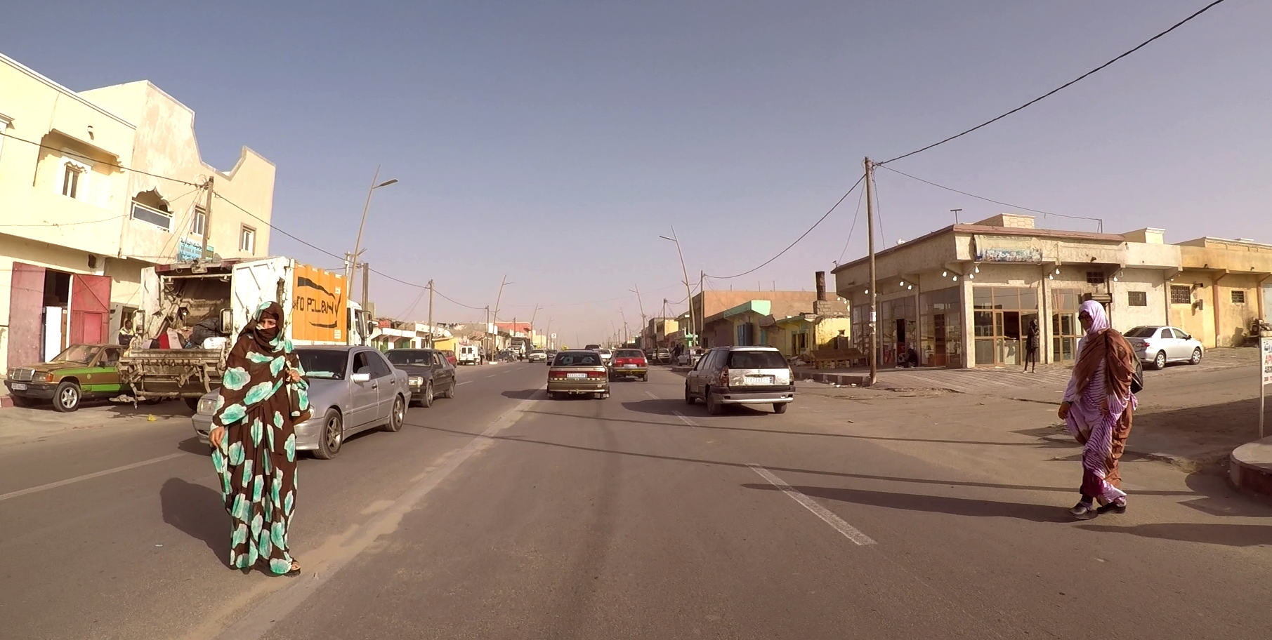 nouadhibou calle mauritania pablocaminante - Mauritania 1/5, Nouadhibou