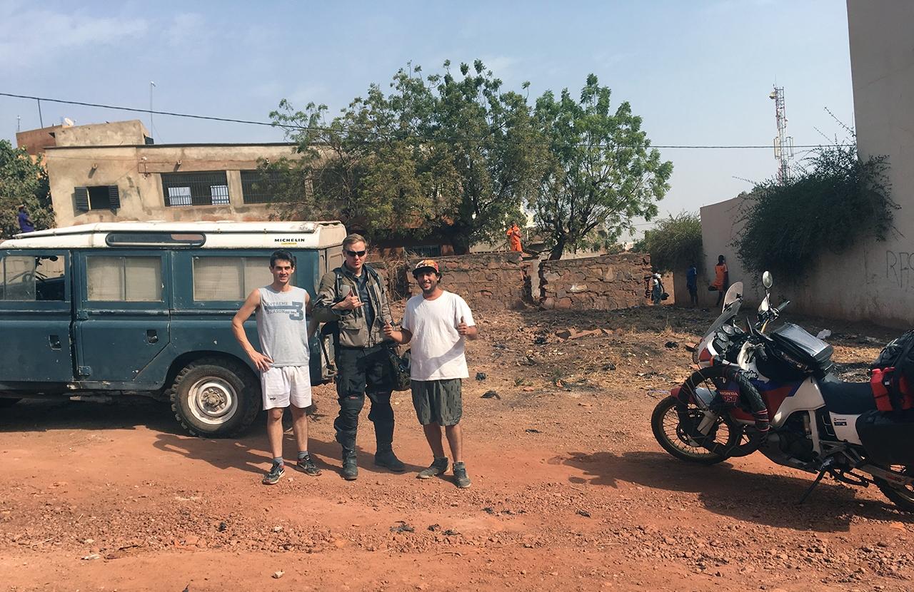 pablocaminante Jackob bandidocine bamako - Mali 2, de Nioro a Ségou