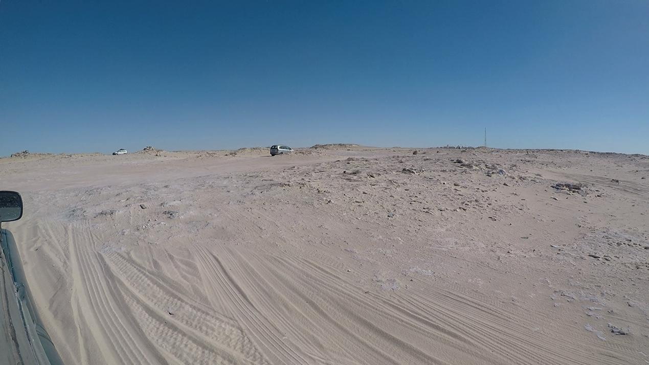 paisaje no mans land pablocaminante - Marruecos 3/3, No man's land