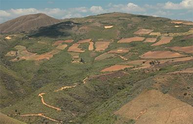paisaje samaipata bolivia pablocaminante - Ruta del Che, Samaipata