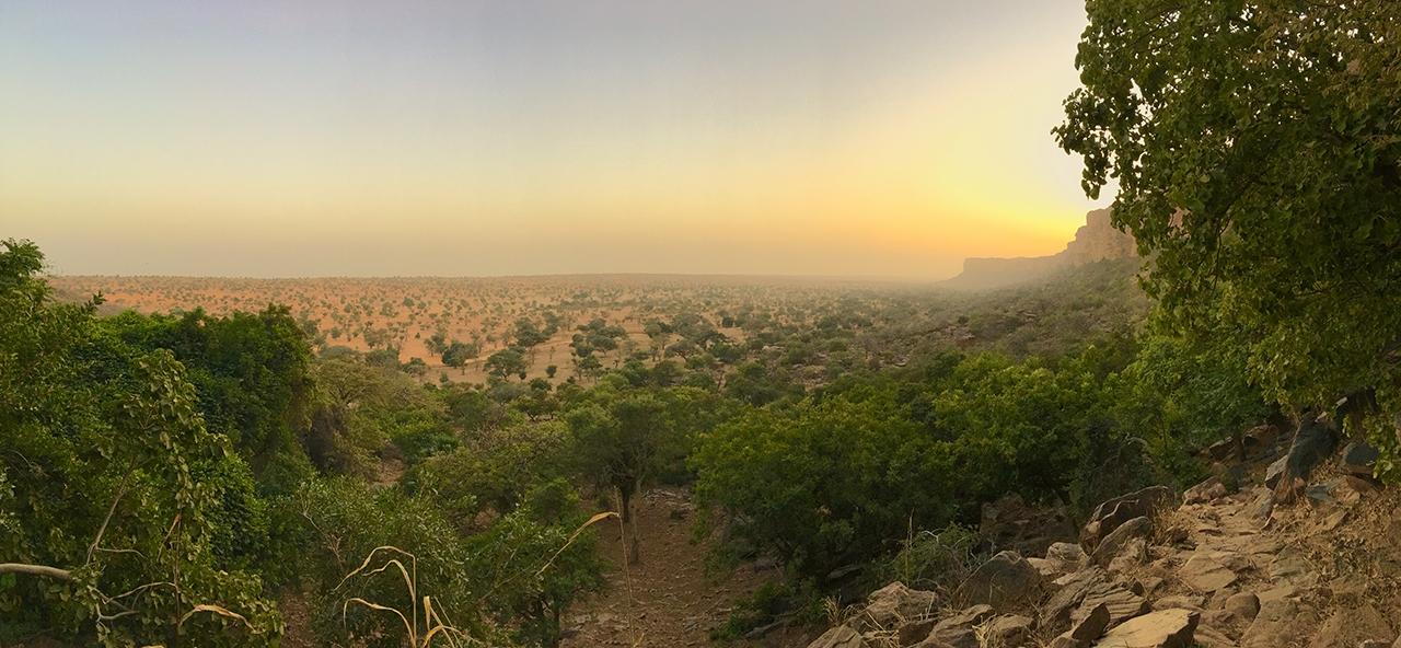 panoramica bandiagara pablocaminante - Malí
