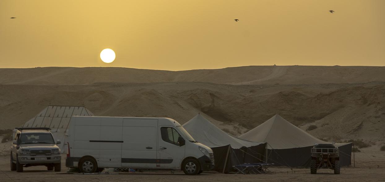 playa desierto mauritania pablocaminante - Mauritania 2/5, de Nouadhibou a Nouakchott
