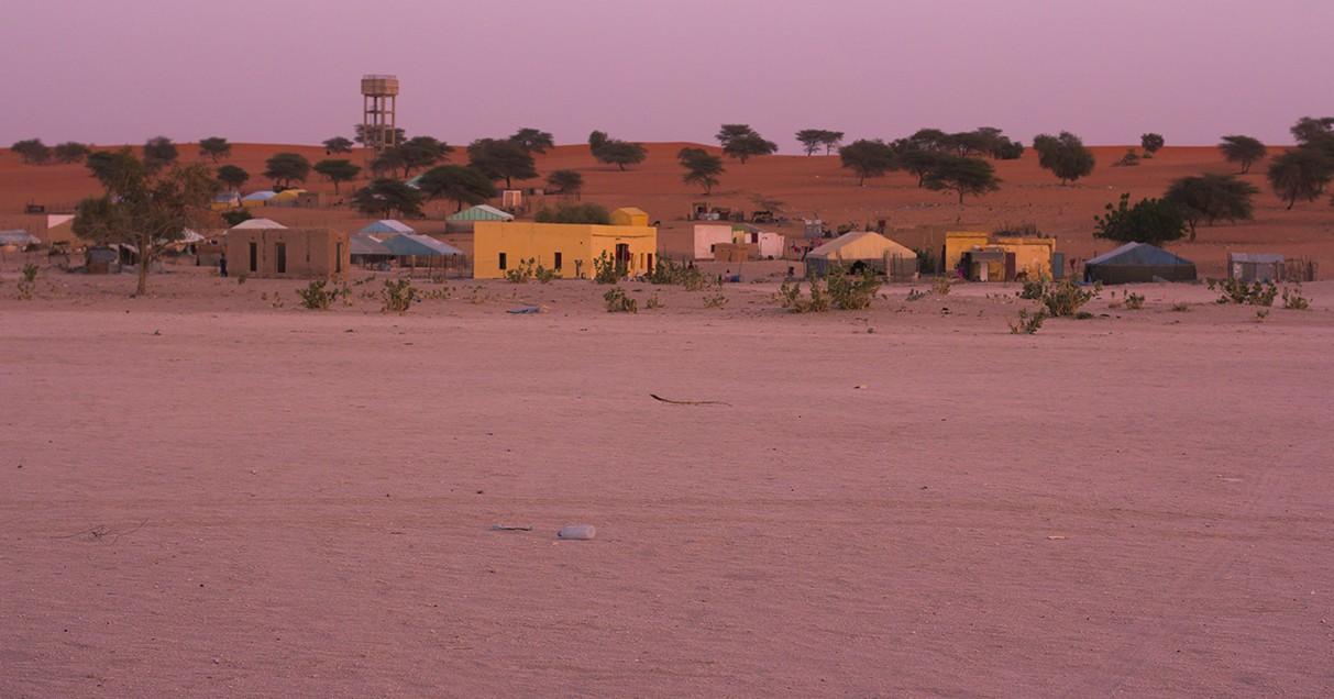 pueblo desierto mauritania pablocaminante - Mauritania 4/5, Nouakchott a Gogui