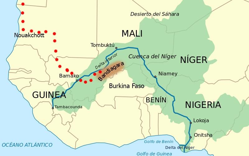 rio niger mali pablocaminante - Malí