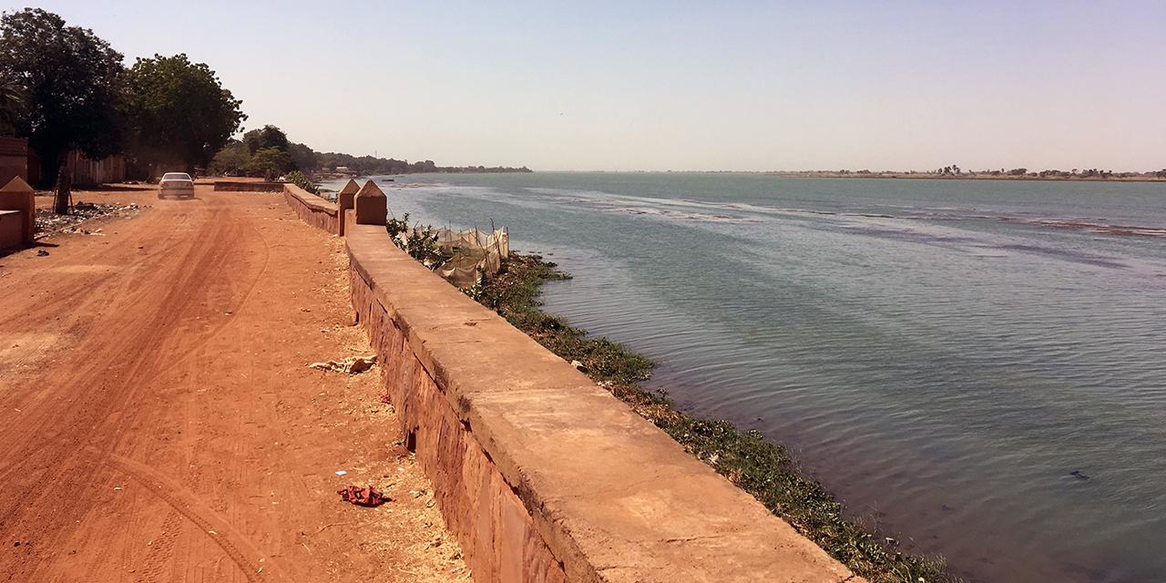 rio niger segou mali - Mali 2, de Nioro a Ségou