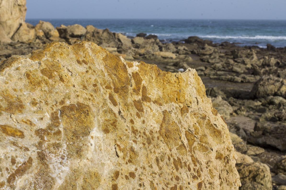rocas playa mauritania pablocaminante - Mauritania 2/5, de Nouadhibou a Nouakchott