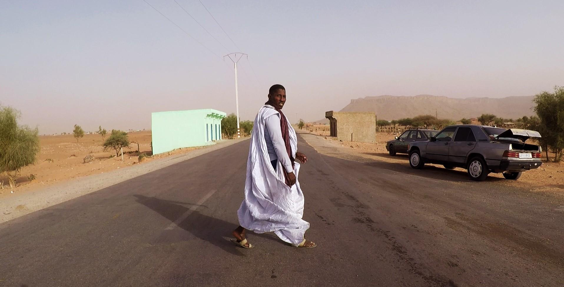 ruta mauritania pablocaminante - Mauritania 4/5, Nouakchott a Gogui