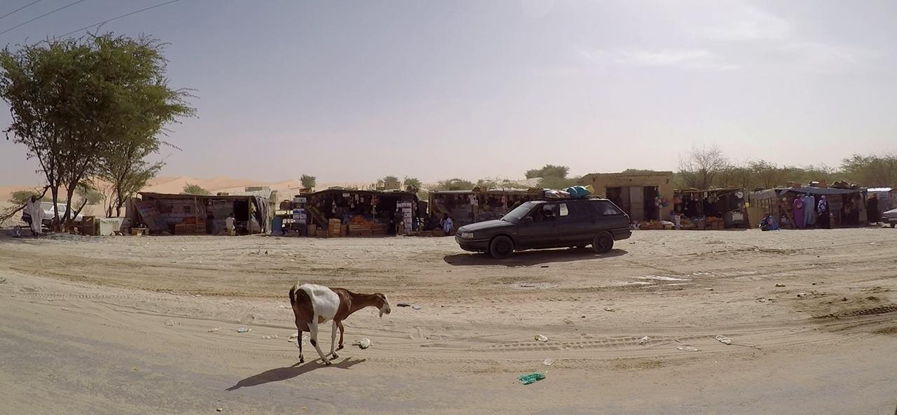 saliendo nouakchott pablocaminante - Mauritania 3/5, Nouakchott