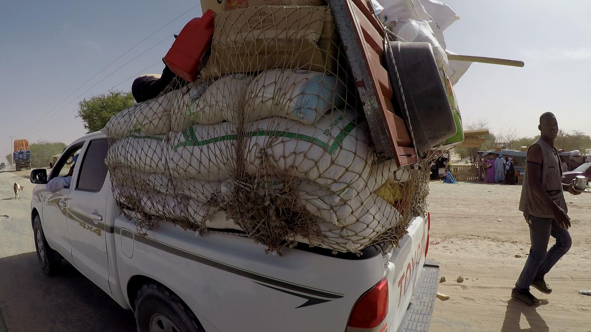 saliendo nouakchott pablocaminante mauritania - Mauritania 3/5, Nouakchott