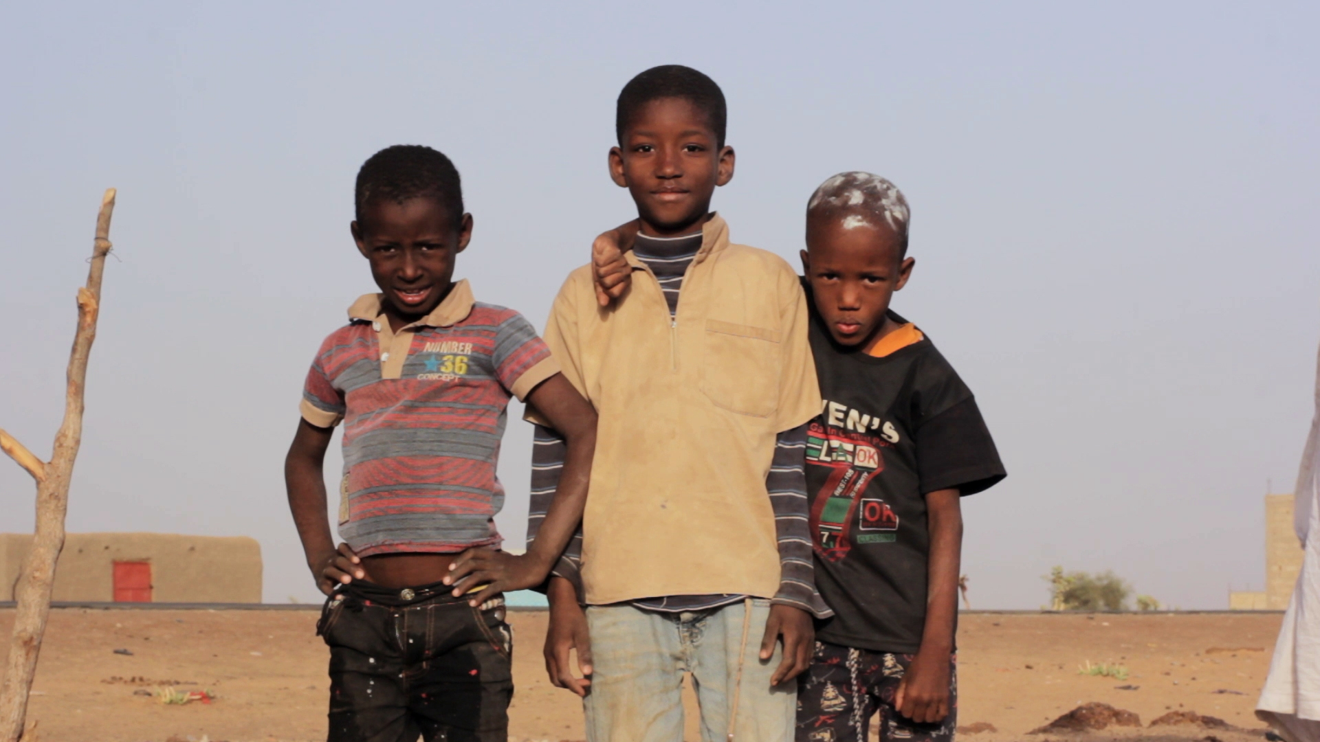 tres ninos mauritania pablocaminante - Mauritania 5/5, Gogui