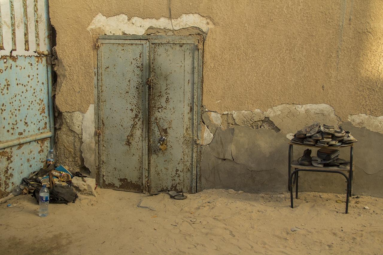 zapateria momo nouadhibou pablocaminante - Mauritania 1/5, Nouadhibou