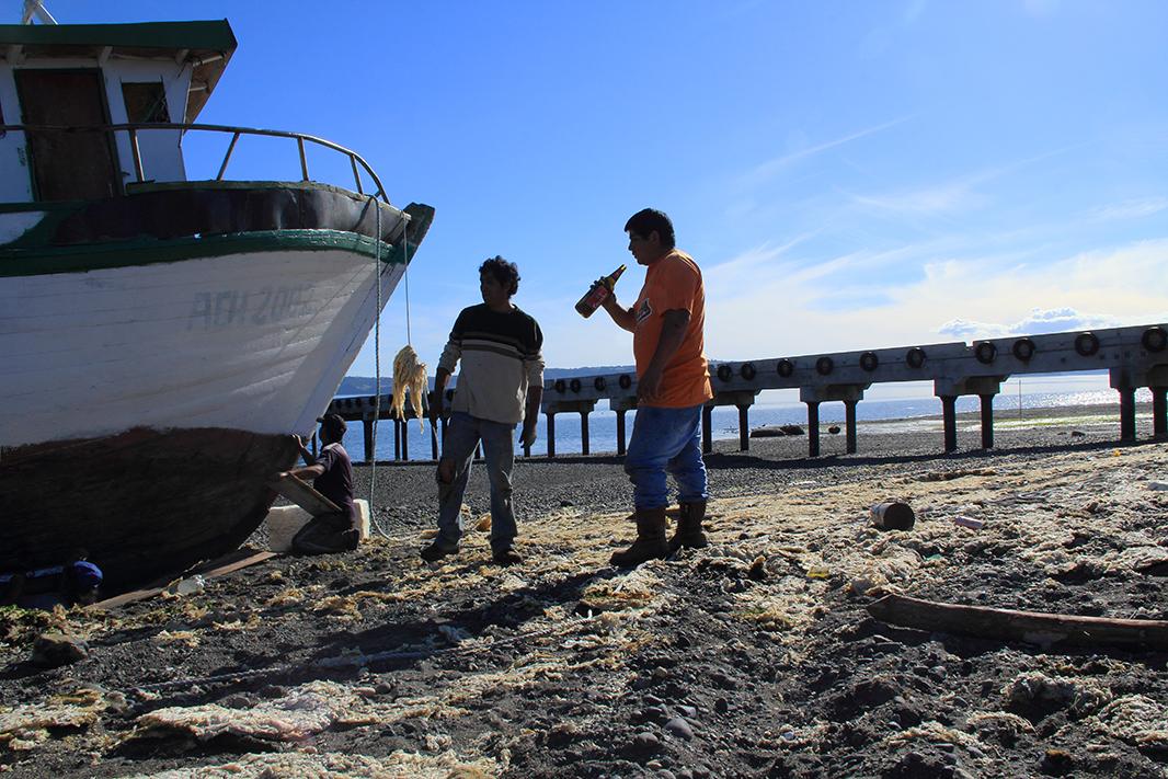 barco chiloe pablocaminante - Chiloé, Chile