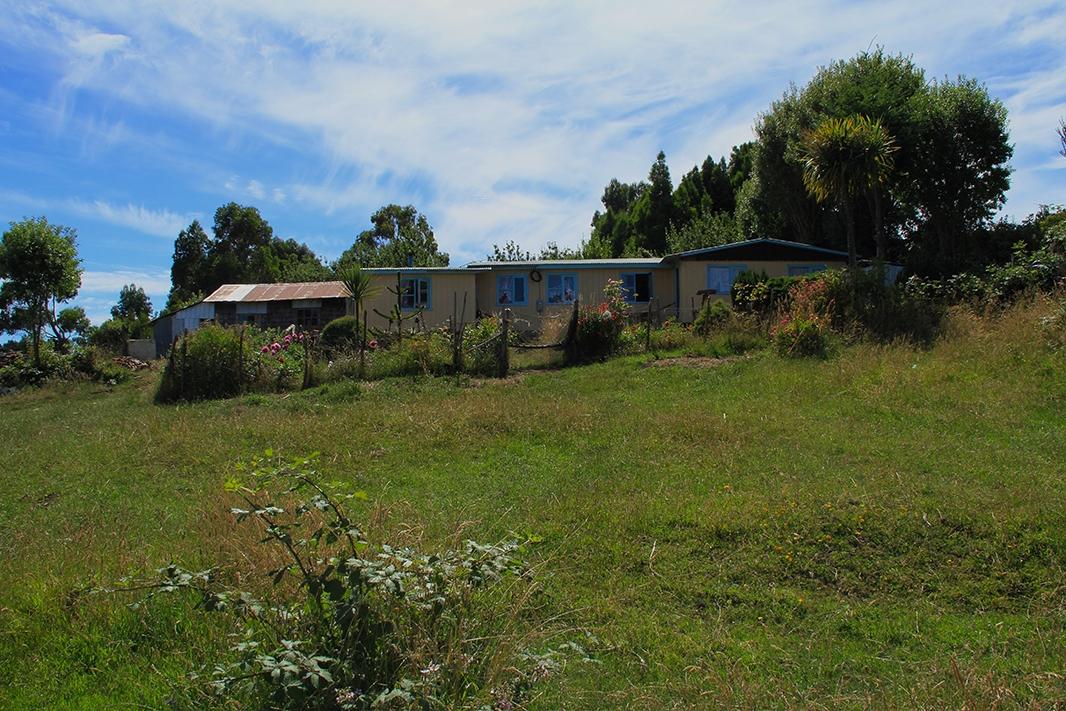 casa isolina chiloe pablocaminante - Chiloé, Chile